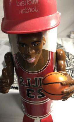 Vtg 1989 Authenticated Michael Jordan Chicago Bulls Koozie K