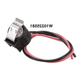 MAYITOP W10225581 Refrigerator Bimetal Defrost Thermostat fo