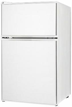 Midea WHD-113FW1 Double Reversible Door Refrigerator and Fre