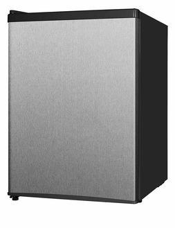Midea WHS-87LSS1 Compact Single Reversible Door Refrigerator