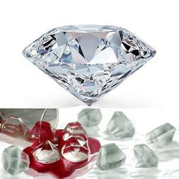 Wow Silicone Ice Tray Diamond Jewels Shape Ice Cube Mould Mo