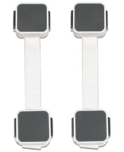 Xtra Guard Dual Action Multi-Use Safety Latches - 2 pack
