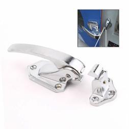 Zinc Alloy Door Handle Lock Oven Freezer Spring Loaded Pull